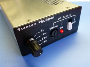 PSU004A - Low Noise Power supply