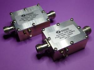A Pair of LA004A Ultra Linear Amplifiers